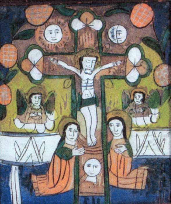 Răstignirea lui Hristos