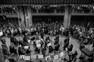 Muzică la metrou