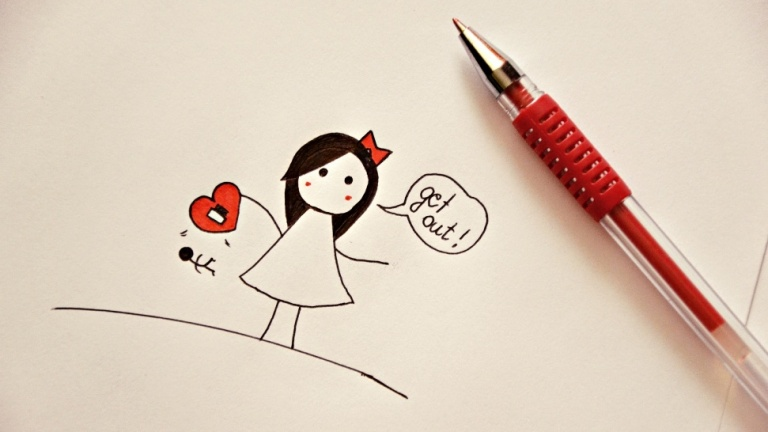 breakup-heart-get-out-skectch-wallpapers