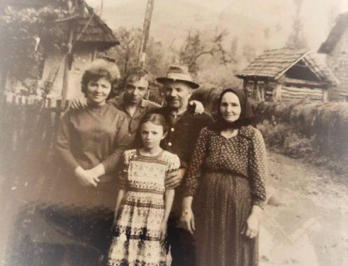 Bunica, soldatul rus, o cloșcă, un pistol – #povestidecuraj1