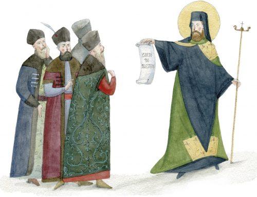 Curajul Sfântului Iacob Putneanul – #povestidecuraj 15