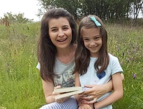 Mădălina Andreescu citește povești pentru suflet