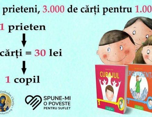 1000 de prieteni, pentru 1000 de copii