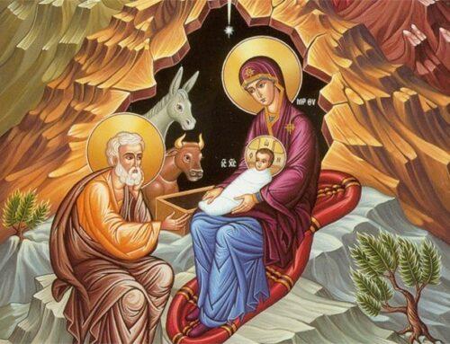 """Concursul lunii decembrie – """"Nașterea Domnului"""""""