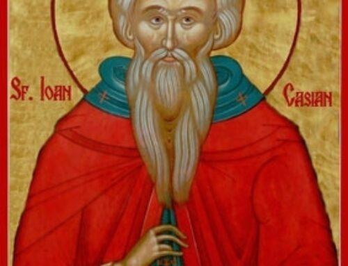 Sfântul Ioan Casian (II) – Părintele monahilor din Apus