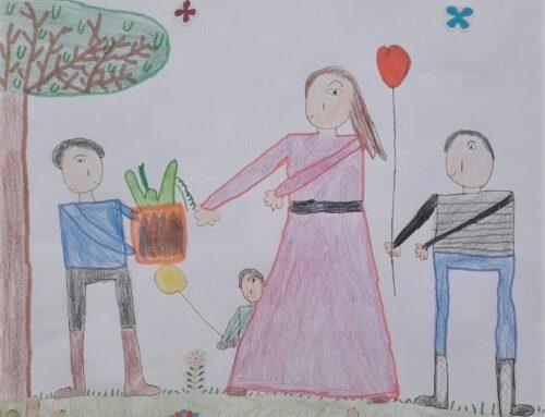 """Câștigătorii concursului """"Mama și darul vieții"""" – SOPS 11, martie 2021"""