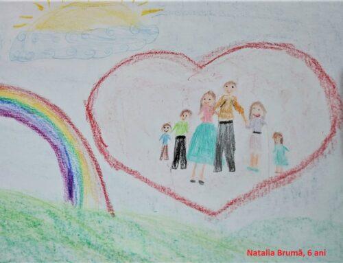 Copiii – leacul fricii