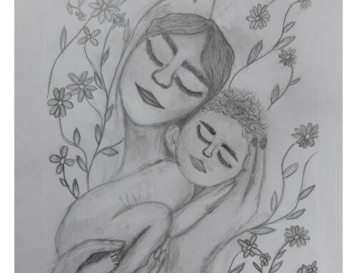 Îmi e dor să fiu cu mama mea