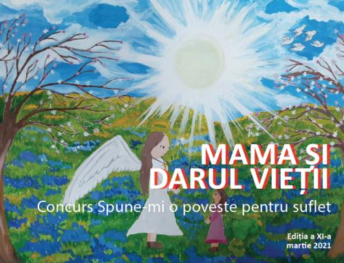 Ziua mamei e în fiecare zi!