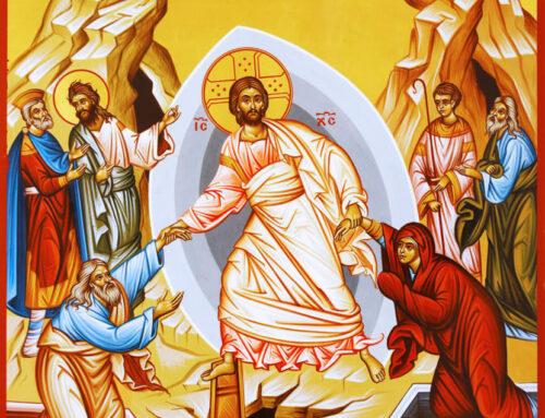 Sfântul Ioan Iacob Hozevitul: E ziua Învierii, azi clopotele trag…