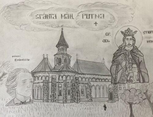 Mănăstirea Putna – loc sacru al iubirii de țară și de neam