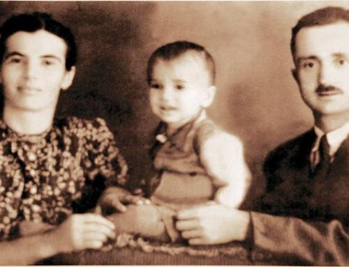 Părinții Patriarhului Daniel