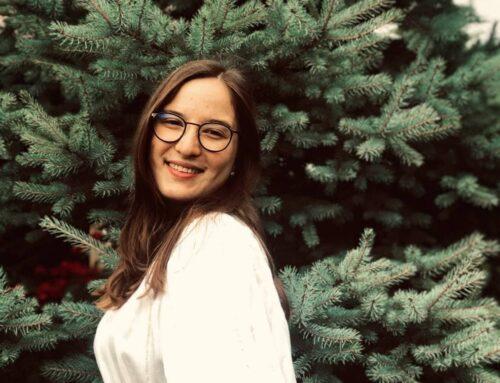 """Georgiana Nistor: """"Iubesc muzica, poezia, teatrul și, desigur, poveștile!"""""""