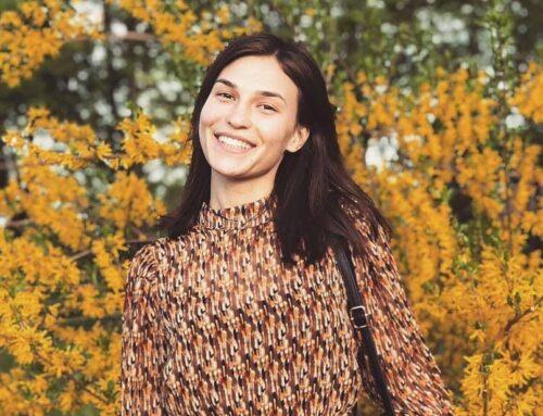 """Iuliana Pîrvu: """"Mă iau în serios când vine vorba de studii…"""""""